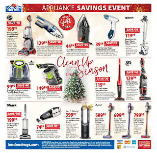 London Drugs Weekly Flyer Circulaire December 13 - 19, 2018