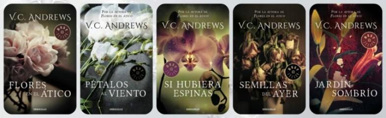 Once Upon A Book Adaptaciones I Saga Flores En El Atico