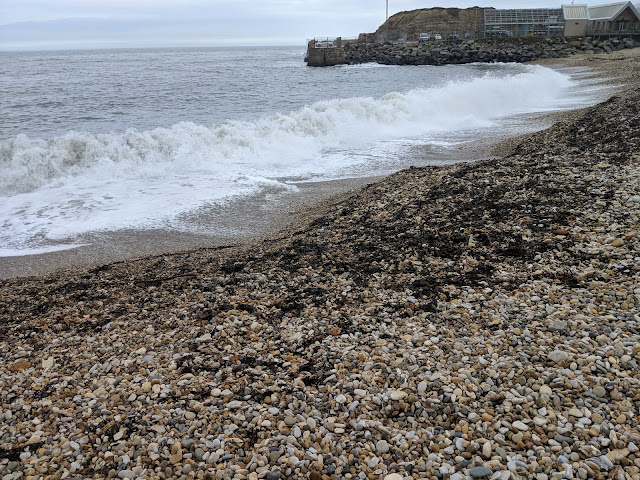 A Luxury Short Break in County Durham with Seaham Hall  - Seaham Harbour Beach