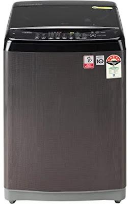 LG 8.0 kg Inverter Fully-Automatic Top Loading Washing Machine (T80SJBK1Z)