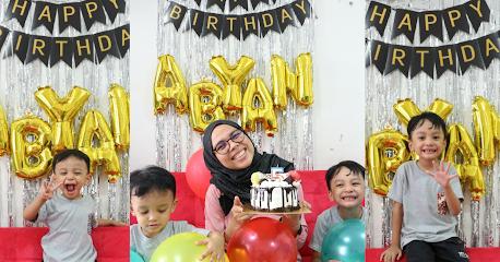 Tips merayakan ulang tahun anak