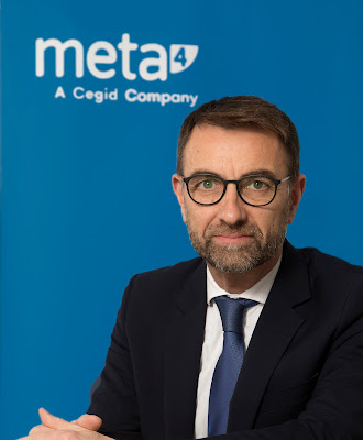 Cegid nomeia Jordi Aspa Diretor Geral da Meta4 para liderar a estratégia da unidade de negócios HCM na Península Ibérica