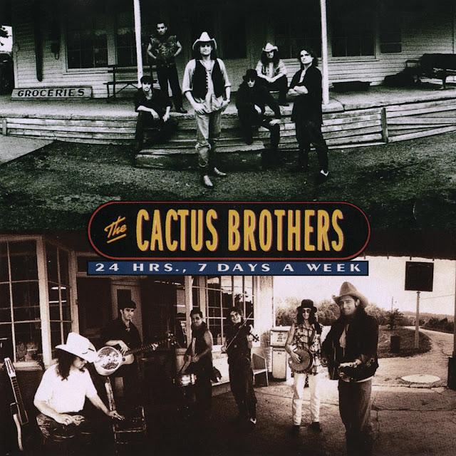 Recordando a la banda Cactus Brothers, de la película Pure Country.