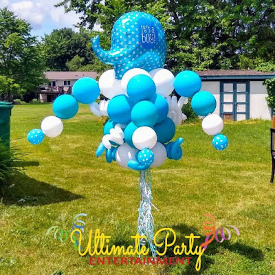 Akron-Cleveland-Hudson Balloon Decor and Yard Art and Decoration