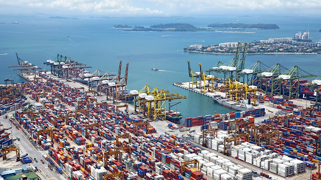 Information systems's role in vessel terminal operations.