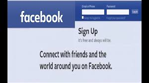 Up or login to welcome fb sign 'It's nice