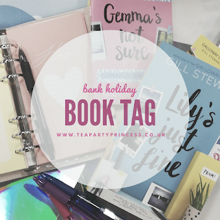 Bank Holiday Book Tag 2019