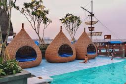 Staycation di Putri Duyung Ancol dan Menikmati Infinity Poolnya yang Baru