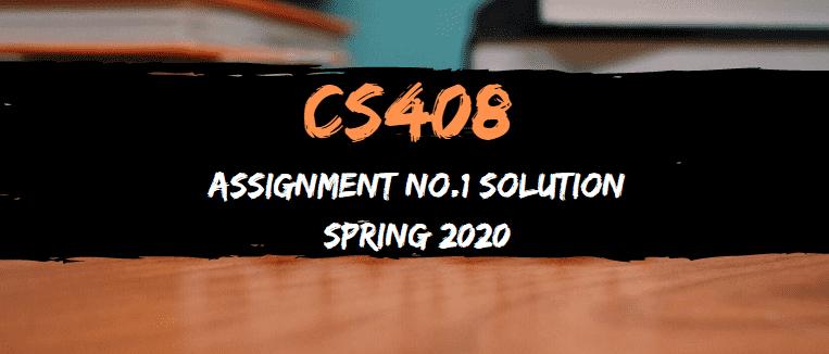 CS408