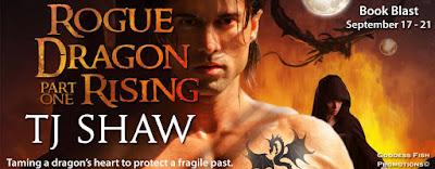 Goddess Fish Promo Book Blast: Rogue Dragon: Rising by TJ Shaw