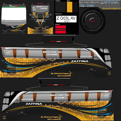 livery bus zaffina