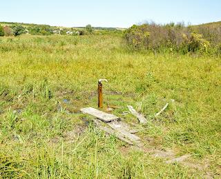 Село Золотой Колодезь. Источник минеральной воды