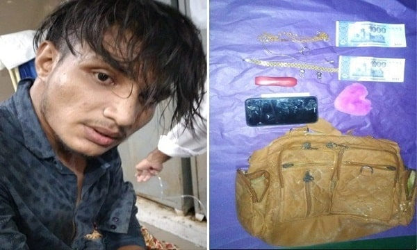 Accused of Brutally Snatching a Purse from a Woman Arrested in Rawalpindi