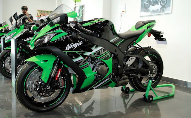 So Far As The Pricing Is Concerned Ninja 650 KRT INR 16000 More Expensive Than