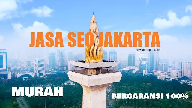 Jasa SEO Murah dan Bergaransi di Jakarta Barat