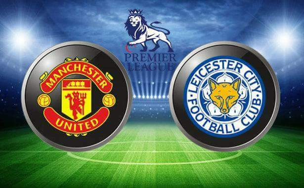 Live Streaming Manchester United vs Leicester City 27.8.2017 EPL