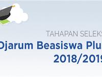 Pendaftaran Djarum Beasiswa Plus Tahun 2018/2019