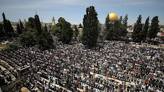 القدس اعادة فتح ابواب المسجد الاقصى