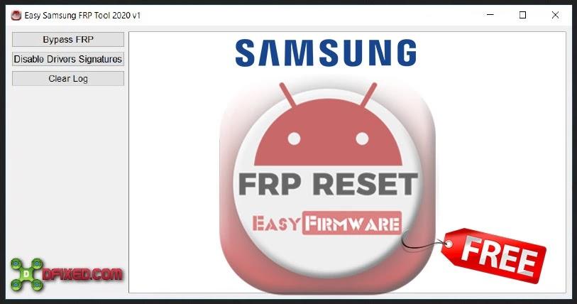 Download Easy Samsung FRP Tool 2020 Untuk Semua Tipe HP Samsung