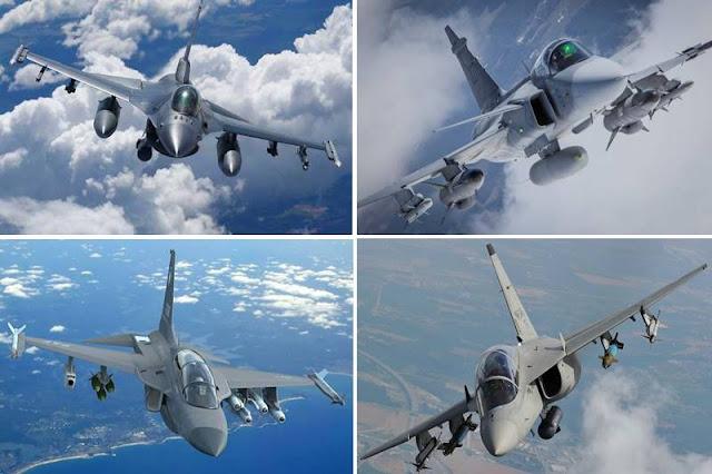 Botswana new fighter jet