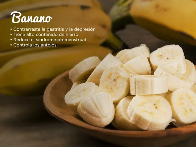 BENEFICIOS DE BANANOS