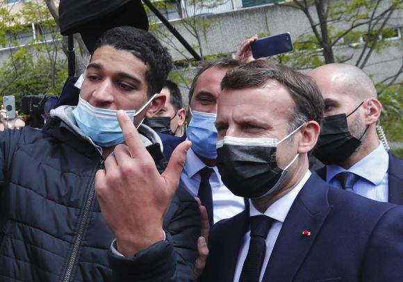 Quand l'islamisme se moque de Macron