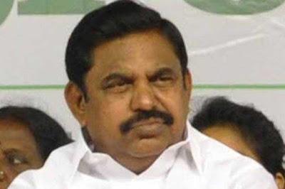 इदापड्डी पलानीस्वामी बने तमिलनाडु के नए मुख्यमंत्री
