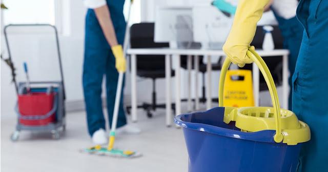 auxiliar de limpeza