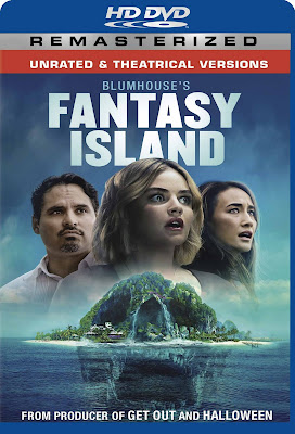 Fantasy Island [2020] [DVDBD R1] [Unrated] [Latino] [Remasterizado]