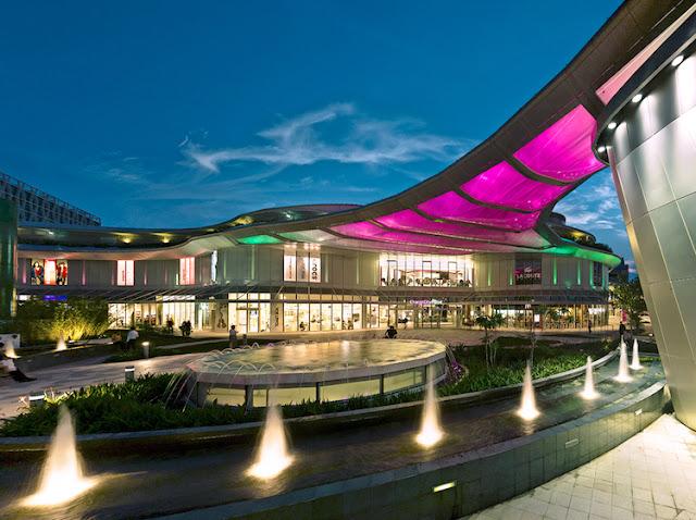 Đi du lịch singapore cần những thủ tục gì: Changi Airport