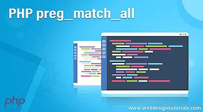 PHP preg_match_all() Function