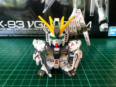 G Generation-F SD BB Senshi RX-93 Nu Gundam G Generation-F SD BB Senshi RX-93 Nu Gundam Decals