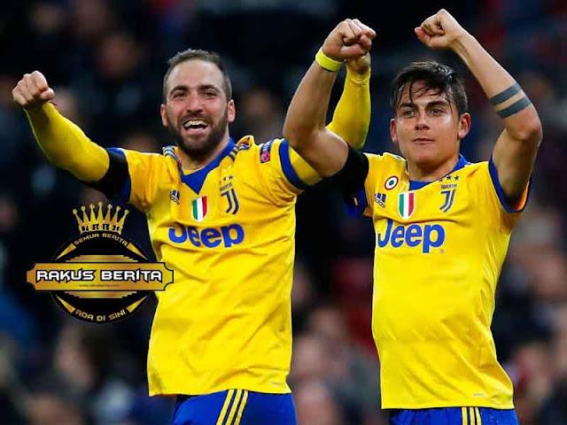 Sempat Tertinggal Lebih Dulu, Juventus Hajar Tottenham Hanya 3 Menit !