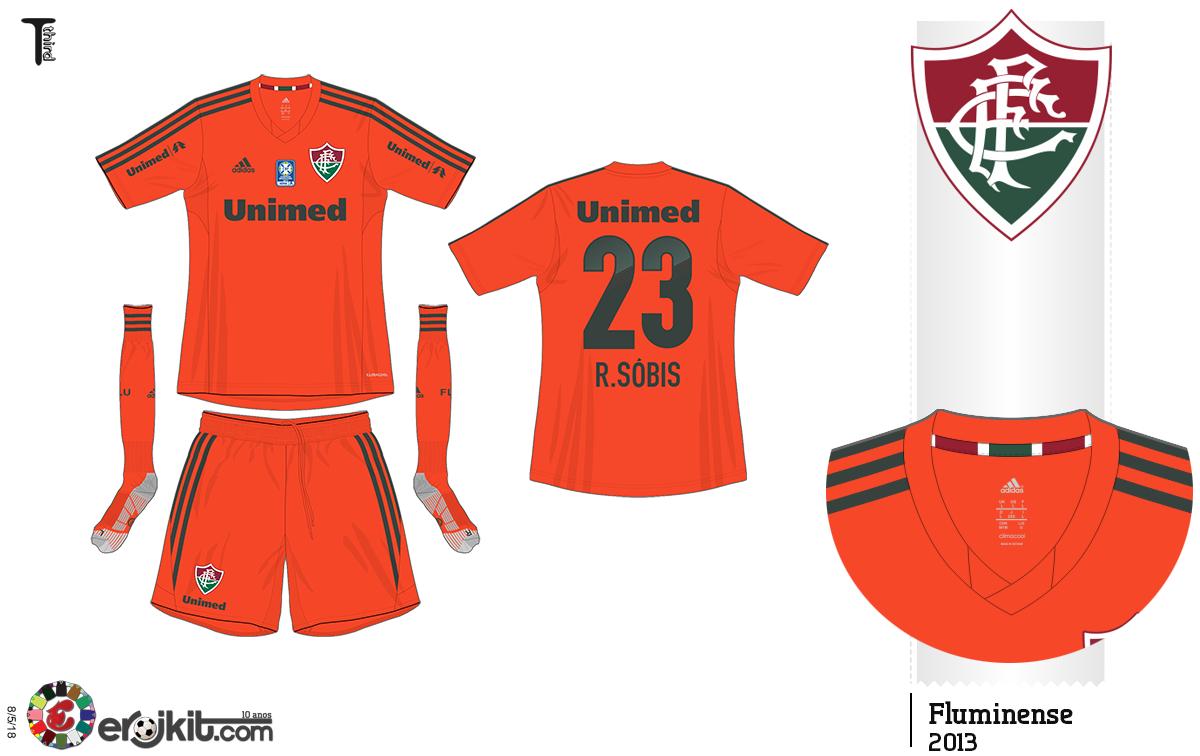 A cor laranja dessa camisa é em homenagem a camisa laranja do centenário do  time fdec9518fd097