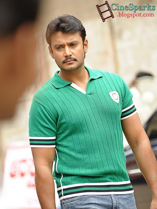 Kannada Actor Darshan In Chingari