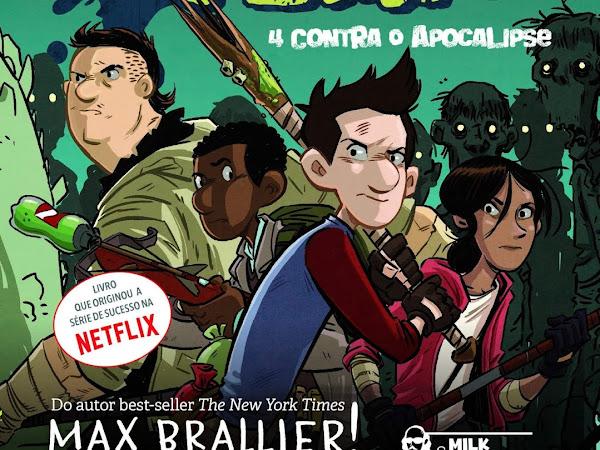Resenha Os últimos jovens da Terra - 4 contra o Apocalipse - Max Brallier