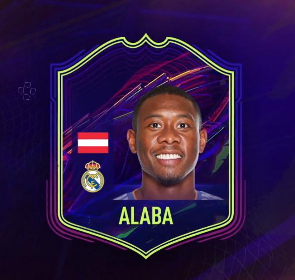 David Alaba OTW FIFA 22