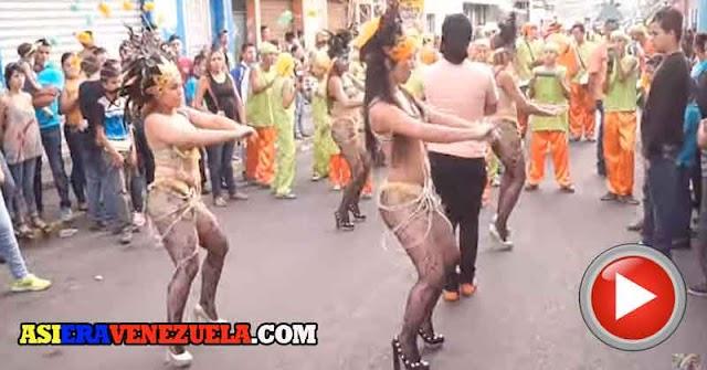 Así se celebraban los Carnavales en la Venezuela del Pasado
