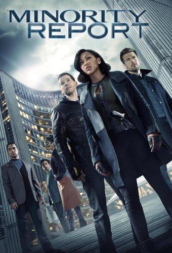 Baixar Minority Report 1ª Temporada Dublado e Legendado