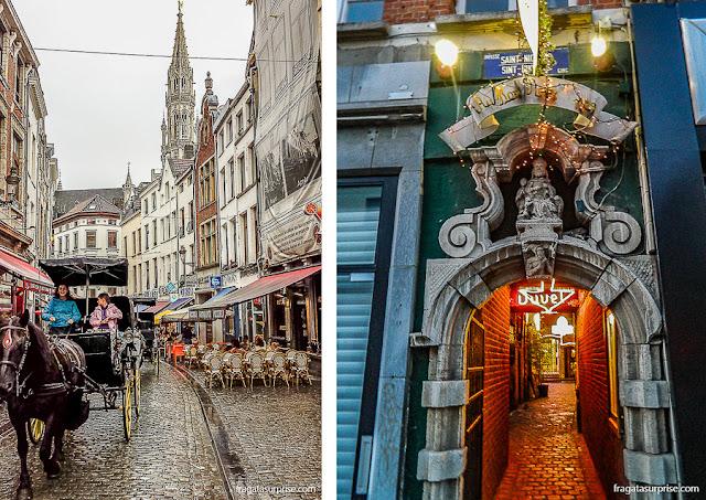 arquitetura em Bruxelas