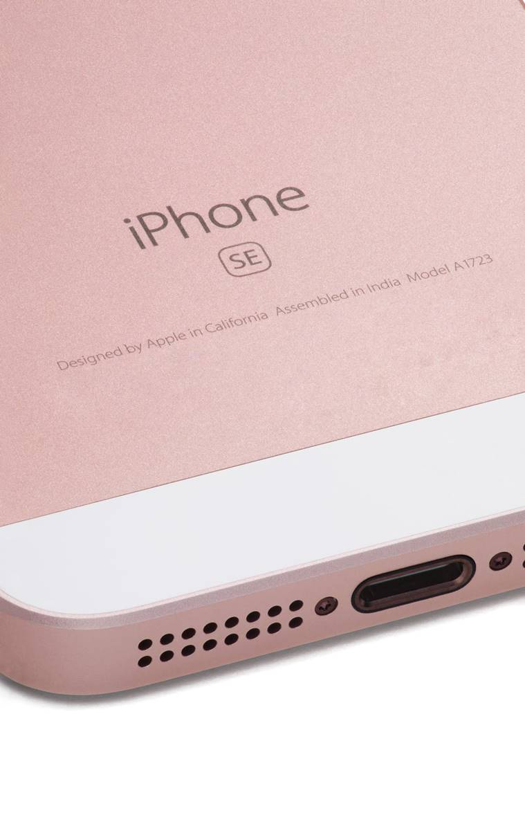 According to the reports the IndianExpress, Apple has started selling first iPhone SE units with 'Assembled in India' iPhones in many cities including the Bangaluru