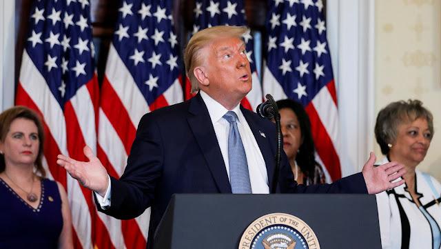 Trump anuncia que firmará el perdón a la sufragista Susan B. Anthony, declarada culpable en el siglo XIX por votación ilegal