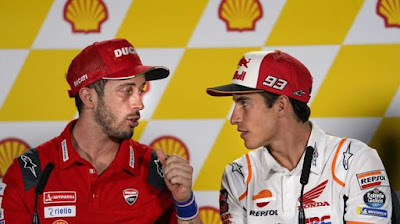 Bos Ducati Mengungkapkan Gaji Mencengangkan Marquez Di Honda