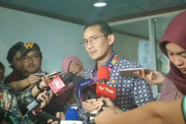 Jangan Kaget! Ini Pengganti Sandiaga Uno Kalau Wagub DKI Ini Jadi Cawapres Pendamping Prabowo