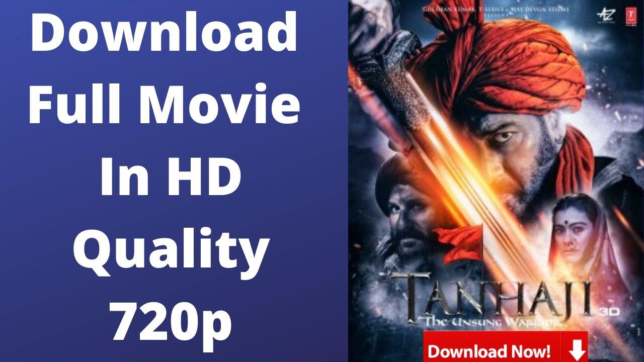 Tanhaji New Movie Download Hd 2020