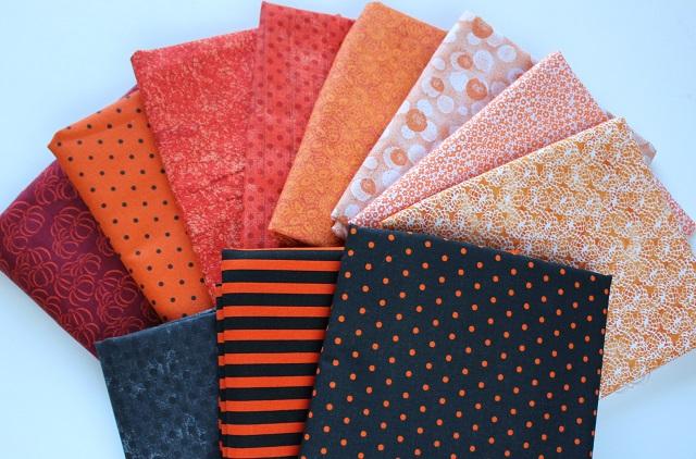 new orange fabrics
