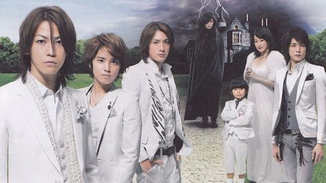 Yamato Nadeshiko Shichi Henge (The Wallflower) Japanese drama cast