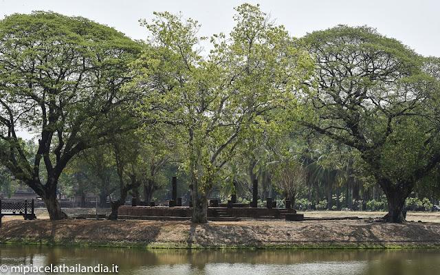 Wat Traphang Ngoen, Sukhothai, Ubosot