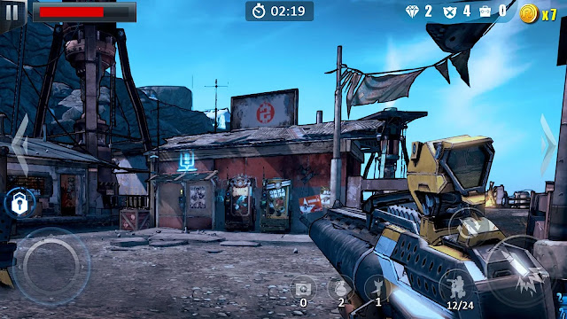 Commando Fire Go v1.1.5 Mod Apk Money
