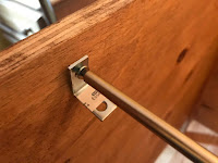 Installing corner braces